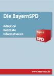 Informationsbroschüre der BayernSPD