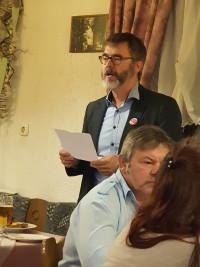 1. Bürgermeister Torsten Gebhardt