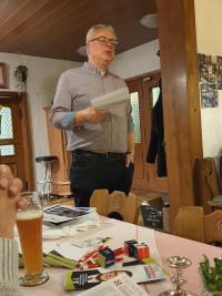 Fraktionsvorsitzender Bernd Nürnberger