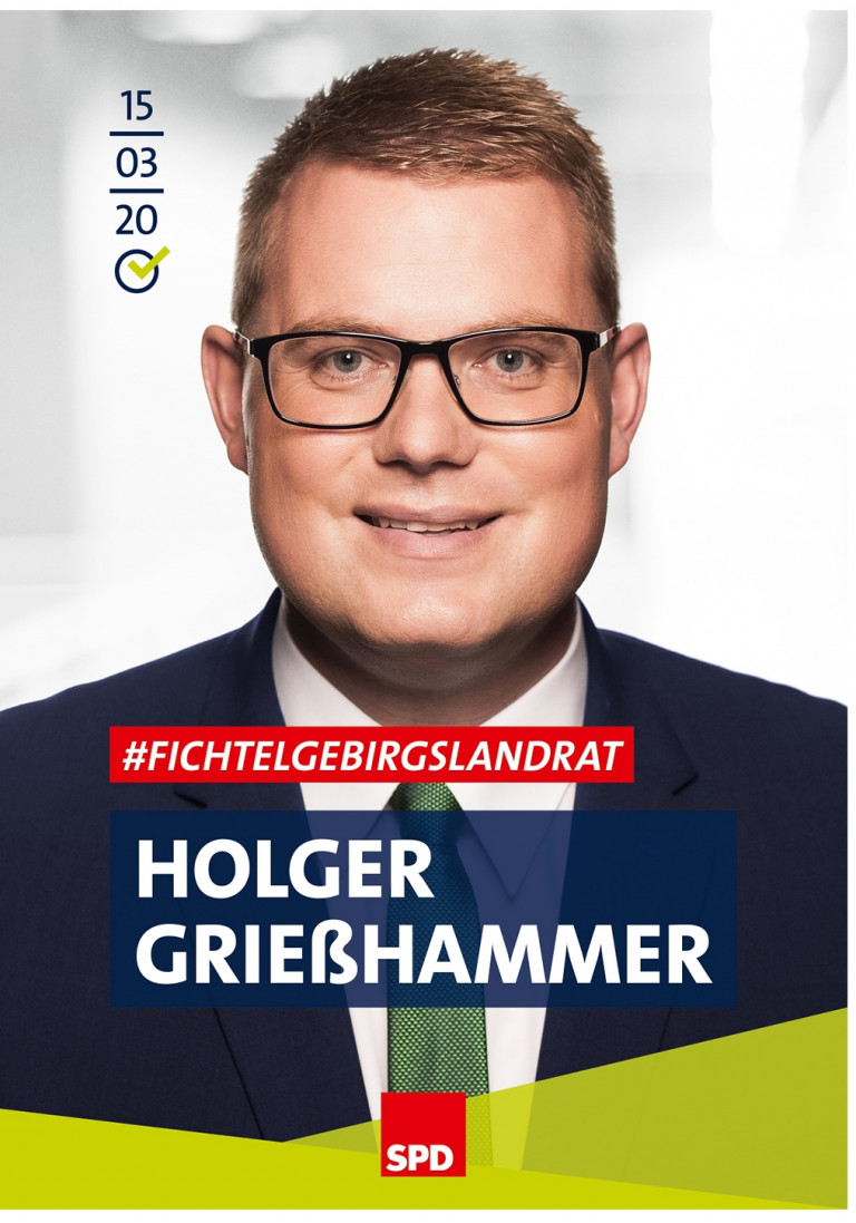 Fichtelgebirgslandrat Holger Grießhammer