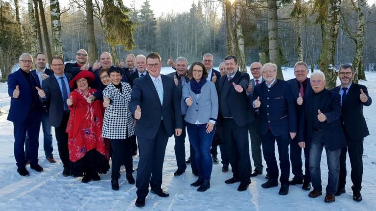 Holger Grießhammer will Landrat werden