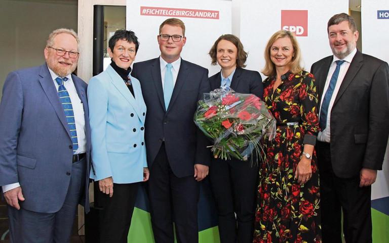 Holger Grießhammer soll Landratsamt erobern
